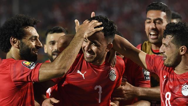 Salah non punge, ma ci pensa Trezeguet: l'Egitto sorride, Zimbabwe battuto 1-0