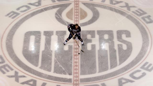 Eishockey-Talent Hüttl von Edmonton Oilers eingeladen