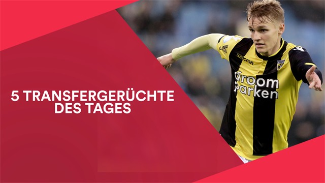 Wende im Ödegaard-Poker: Platzt der Wechsel nach Leverkusen?