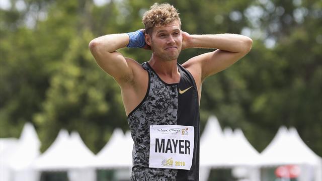 """Mayer se ménage : """"Je ne voulais pas prendre de risque"""""""
