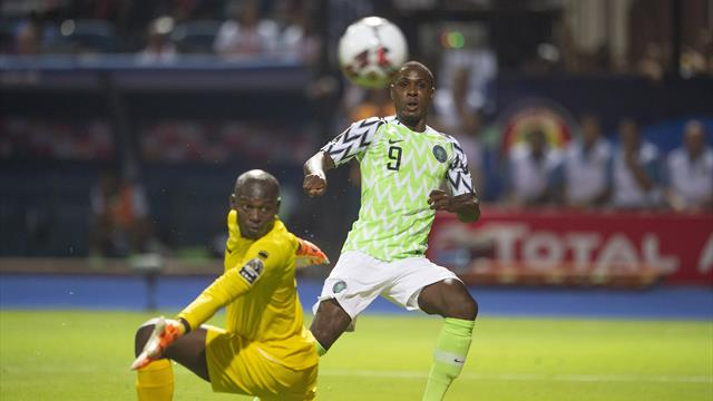 Coppa d'Africa 2019: Ighalo regala i primi tre punti alla Nigeria. Battuto all'esordio il Burundi
