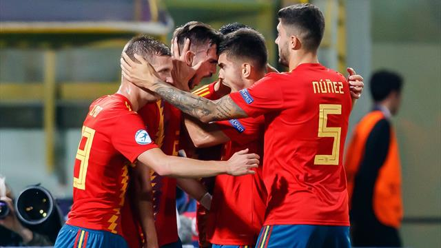Spanien im Halbfinale der U21-EM - Gastgeber Italien hofft