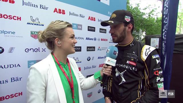 """""""Ich musste aufpassen"""": Vergne, Evans und Buemi im Interview"""