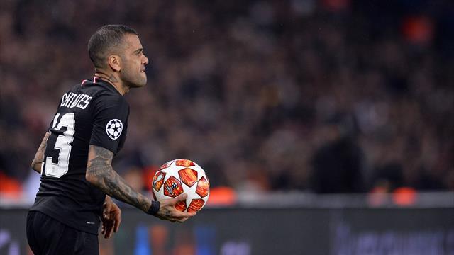 Après Buffon, Alves... Le relatif échec de la politique de l'expérience au PSG