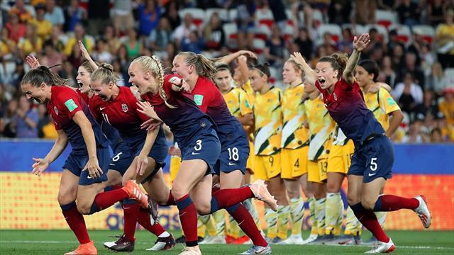 Kadınlar Dünya Kupası raporu: İkinci turlarda ikinci gün