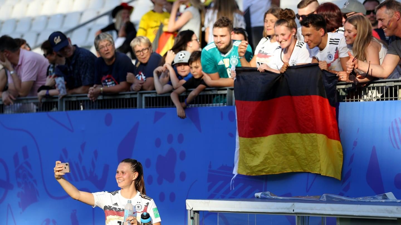 2019 Kadınlar Futbol Dünya Kupası, Almanya