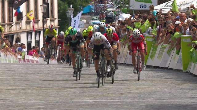 Nizzolo sprints to Stage 5 victory in Slovenia