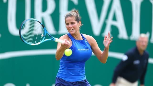 """""""Da kann man nicht viel machen"""": Görges verpasst achten WTA-Titel"""