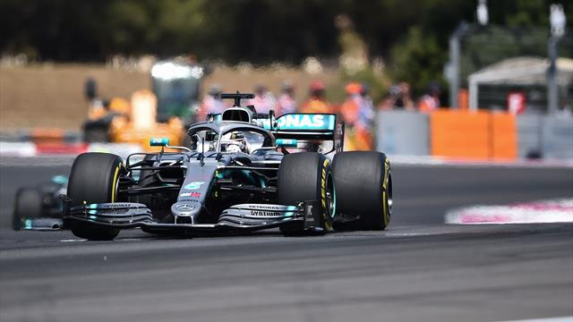 Hamilton claims sixth win in seven as Mercedes dominance extends in France