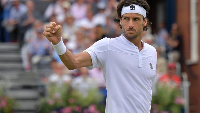 La settimana dei veterani: dopo Federer, al Queens trionfa il 37enne Feliciano Lopez
