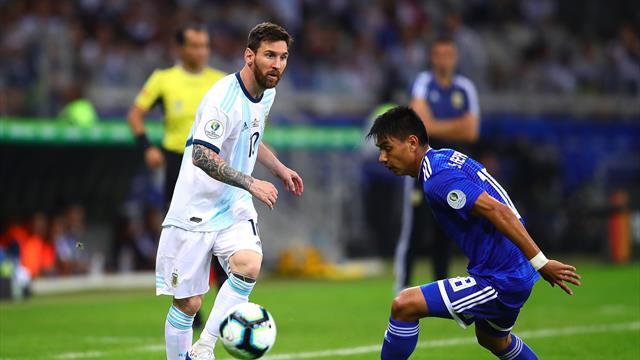 """Messi : """"Une autre Copa commence"""""""