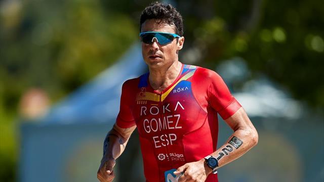 La hoja de ruta de Gómez Noya para buscar su ansiado oro olímpico en Tokio