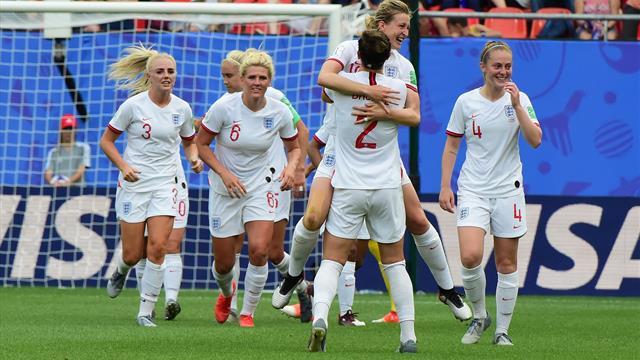 L'Angleterre file en quart, le Cameroun ne digère pas