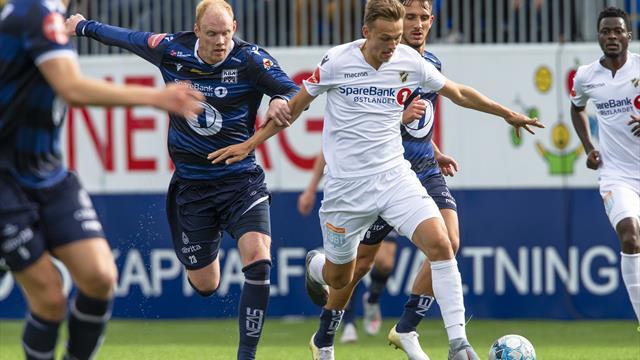 Sen scoring av Boli sørget for tre poeng til Stabæk i Kristiansund
