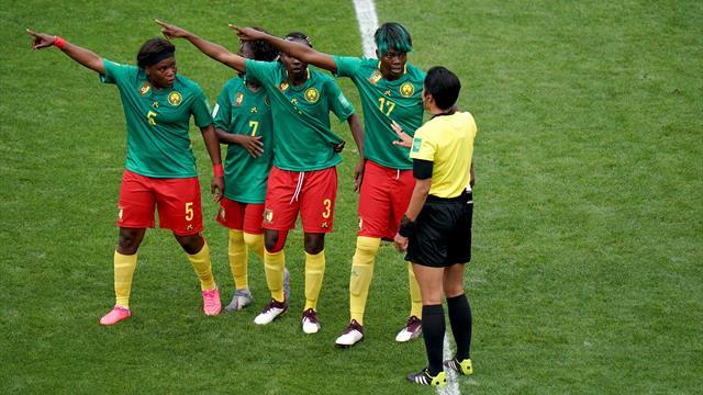 FORMAZIONI UFFICIALI Inghilterra-Camerun, Mondiali donne 2019, c'è Yango