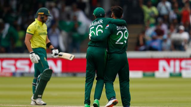 South Africa's players despondent after early World Cup elimination