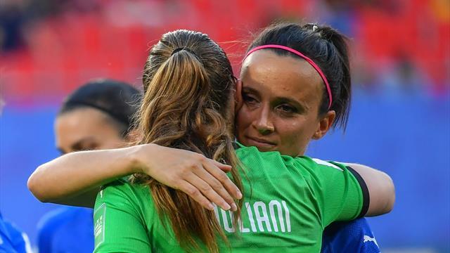 Italia Femminile, Cina KO e storico quarto di finale ai Mondiali!