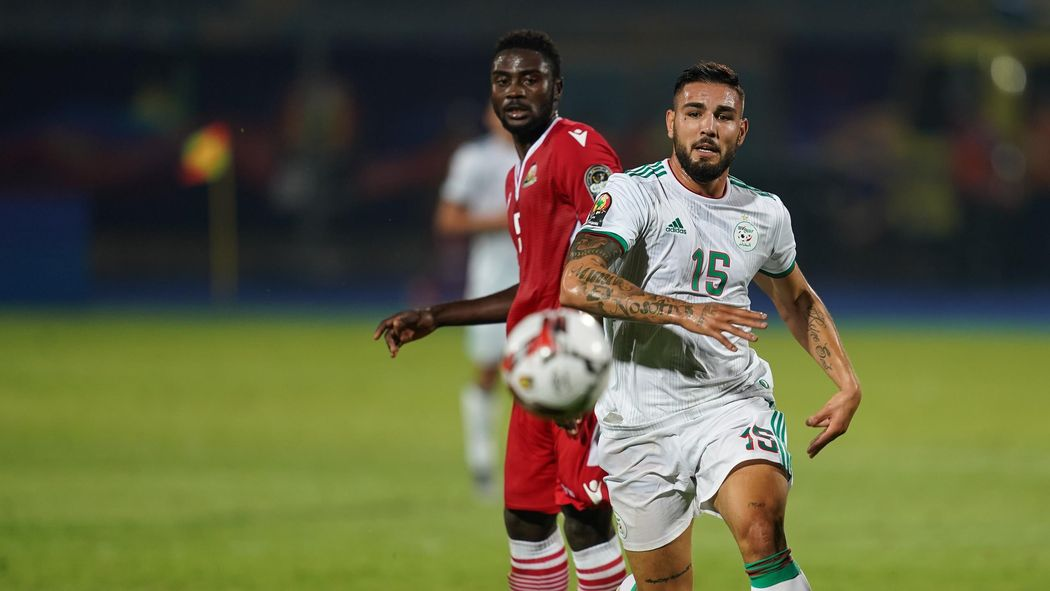 Equipe D Algerie Calendrier.Can 2019 Algerie Delort Binational Controverse Mais