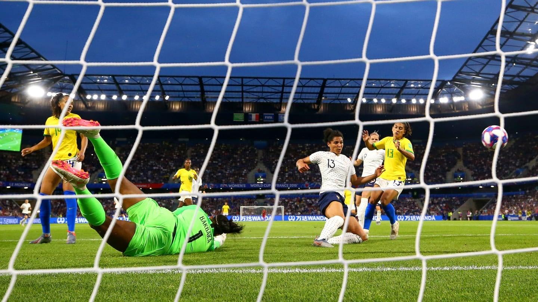 2019 Kadınlar Futbol Dünya Kupası, Fransa - Brezilya