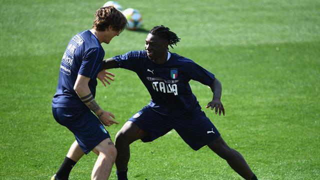 Kean e Zaniolo, il castigo si fa più duro: esclusi anche dalla Nazionale di Mancini?
