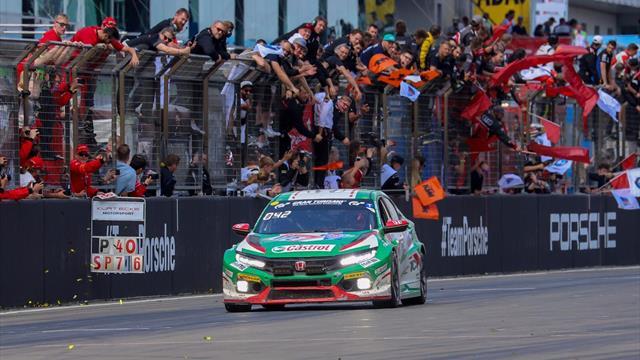 Nach WTCR Rennen: Monteiro bei 24h erfolgreich