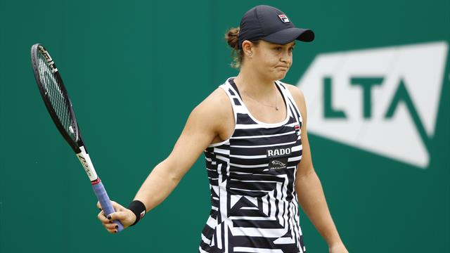 Ashleigh Barty s'empare du trône de N.1 mondiale — Classement WTA