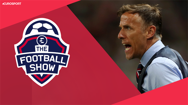 The Football Show: Ignore Neville's outburst, Lionesses were poor and must improve