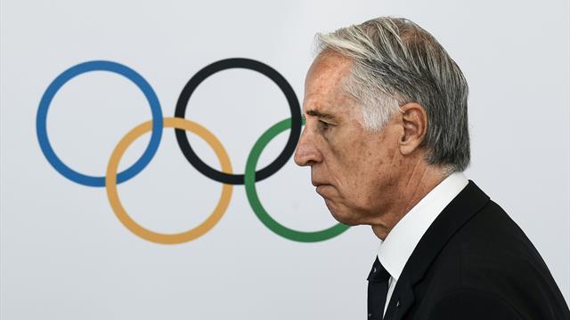 """Giovanni Malagò: """"L'Italia farà bene alle Olimpiadi, meglio di Rio. Il portabandiera? Prematuro"""""""