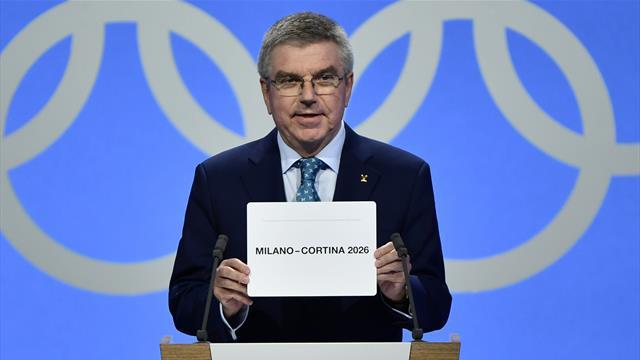 Knappe Entscheidung! Olympische Winterspiele 2026 in Italien