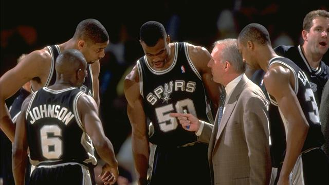 Les Spurs 1999 ou la genèse d'un collectif d'exception