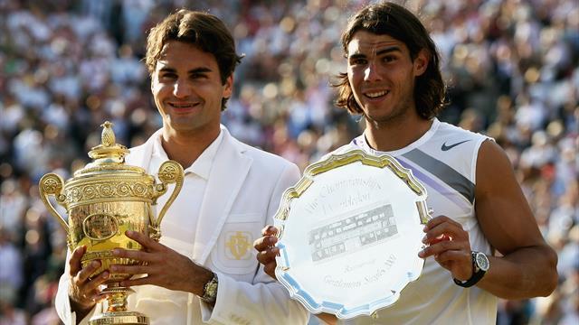 Wimbledon 2019: Rafa Nadal-Roger Federer