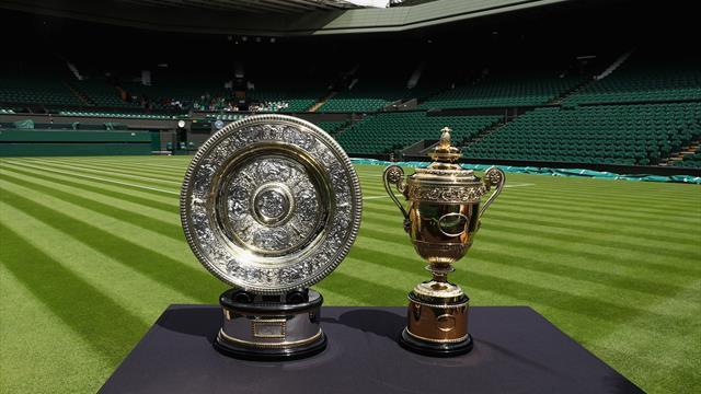 Cuadro Wimbledon 2019 masculino, femenino y dobles