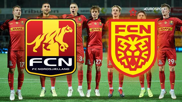 FC Nordsjælland præsenterer nyt logo