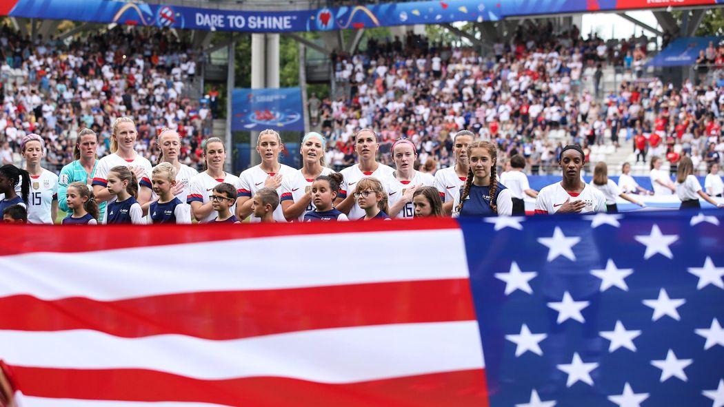 Avant France Usa Des étoiles Américaines Aussi Suffisantes