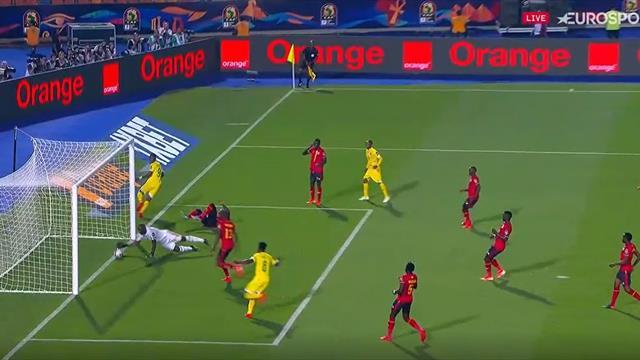 Copa África 2019: 'El bote de Dios', el efecto más extraño jamás visto en el fútbol