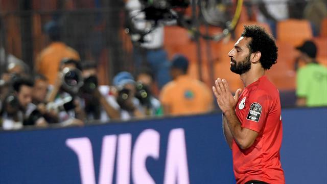 Copa África 2019, Egipto-Congo: Salah ya ejerce de faraón (2-0)