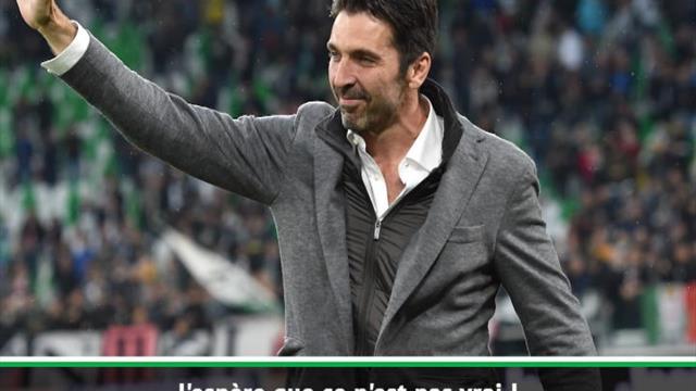 Juventus - Le possible retour de Buffon divise les fans turinois