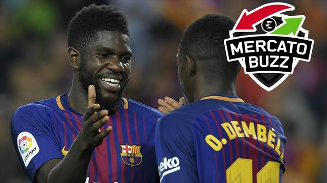 Boudé au Barça, Umtiti aurait tort d'ignorer cette belle porte de sortie