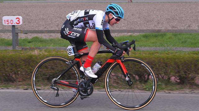 Eraud dompte la canicule et devient championne de France du chrono
