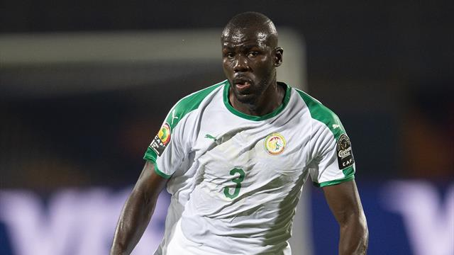 Senegal to miss stalwart Koulibaly in Cup of Nations final