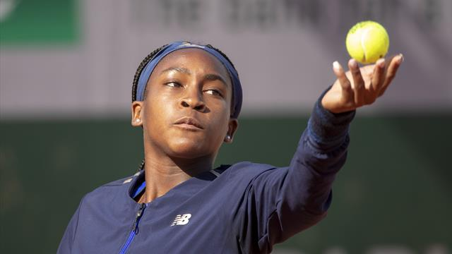 15-year-old American Coco Gauff of Delray Beach qualifies for Wimbledon