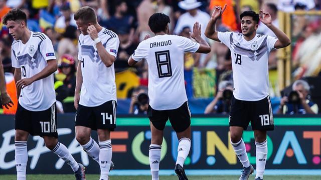 """""""Einfach nur überglücklich!"""" Deutschland mit spätem Doppelschlag ins EM-Finale"""