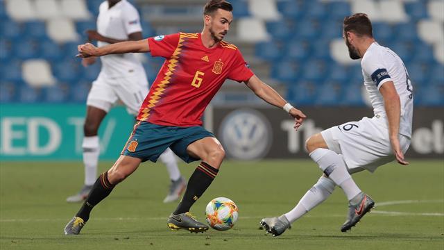 Spanien stoppt Frankreich und folgt Deutschland ins EM-Finale
