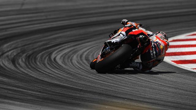 Le rêve des motos électriques devient réalité pour le MotoGP