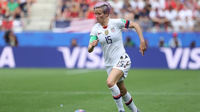 Frauen-WM: So lief USA-Niederlande live im TV, Livestream und Liveticker