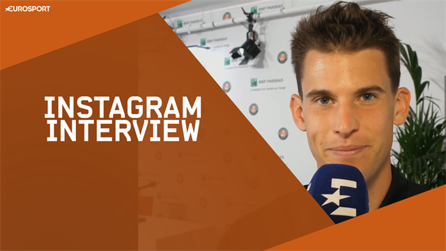 Thiem on meeting Barcelona stars and favourite travel spot