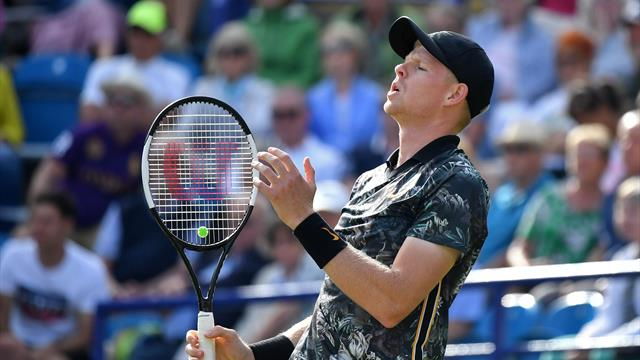 Edmund falls to Fritz at Eastbourne semi-finals