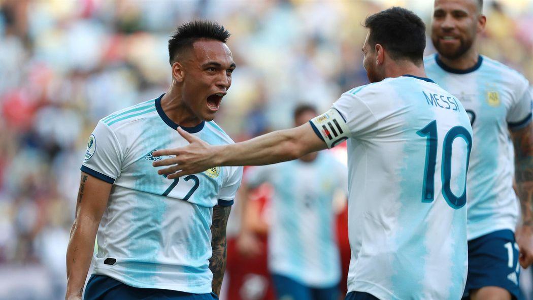 Copa America L Argentine Retrouvera Le Bresil En Demi