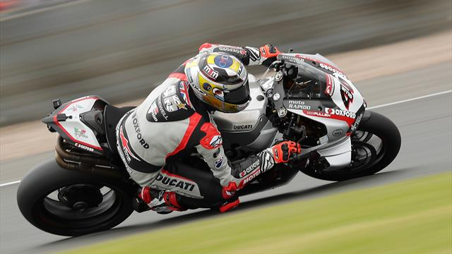 Bridewell takes race three at Oulton Park