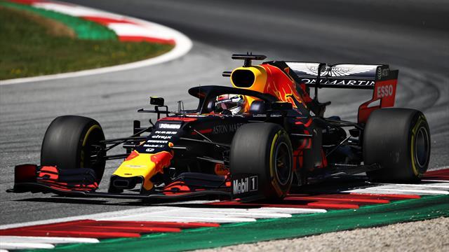Startplatzstrafe: Monza wird für Verstappen eine Aufholjagd